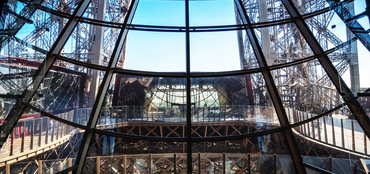 Mobicom 2015 the 21st annual international conference on for Floors of the eiffel tower